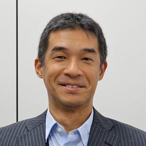執行役員 経理本部長 添田 繁永